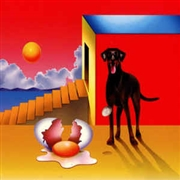 AGAR AGAR - DOG AND THE FUTURE (2LP)