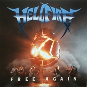 HELL FIRE - FREE AGAIN (BLACK)