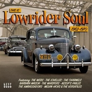 VARIOUS - THIS IS LOWRIDER SOUL 1962-1970