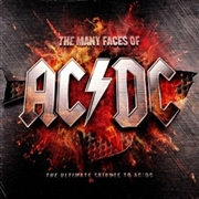 AC/DC - THE MANY FACES OF AC/DC (2LP)
