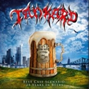 TANKARD - (CLEAR) BEST CASE SCENARIO: 25 YEARS IN BEERS (3LP