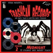 "VARIOUS - TRASHCAN RECORDS 2: MIDNIGHT (10"")"