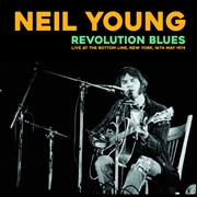 YOUNG, NEIL - REVOLUTION BLUES: LIVE AT THE BOTTOM LINE...