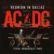 AC/DC - REUNION IN DALLAS (2LP/RED)