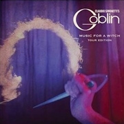 SIMONETTI, CLAUDIO -'S GOBLIN- - MUSIC FOR A WITCH (BLACK)