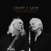 CROSBY & NASH - LIVE AT THE VALLEY FORGE MUSIC FAIR (2LP)