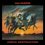 JAG PANZER - AMPLE DESTRUCTION (ORANGE)
