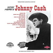 CASH, JOHNNY - NOW HERE'S JOHNNY CASH (UK)