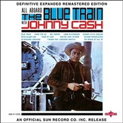 CASH, JOHNNY - ALL ABOARD THE BLUE TRAIN