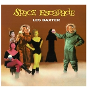 BAXTER, LES - SPACE ESCAPADE