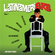 VARIOUS - LATINAMERISKA, VOL. 3