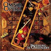 OMNIA OPERA - NOTHING IS ORDINARY (3LP/BLACK)