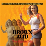 VARIOUS - BROWN ACID: THE EIGHTH TRIP (BLACK)
