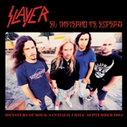 SLAYER - EL INFIERNO TE ESPERA (BLACK)