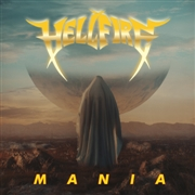 HELL FIRE - MANIA (BLACK)