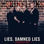 SKINFLICKS - LIES, DAMNED LIES AND SKINHEAD STORIES (+CD)