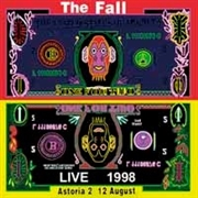 FALL - ASTORIA 1998