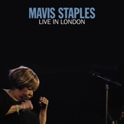 STAPLES, MAVIS - LIVE IN LONDON (2LP)