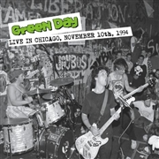 GREEN DAY - LIVE IN CHICAGO 10.11.1994