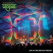 RUNDGREN, TODD -'S UTOPIA- - LIVE AT THE CHICAGO THEATRE (2LP)