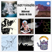 ASTRALASIA - (COL. 1) A DIFFERENT KETTLE OF FISH (2LP)