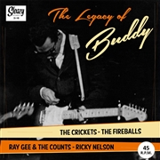 VARIOUS - THE LEGACY OF BUDDY