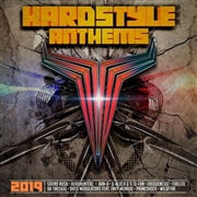 VARIOUS - HARDSTYLE ANTHEMS 2019 (2CD)