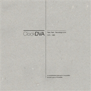 CLOCK DVA - HOROLOGY III (4LP)
