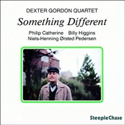 GORDON, DEXTER -QUARTET- - SOMETHING DIFFERENT