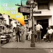 VARIOUS - NEW ORLEANS SOUL 1968