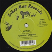 CREATION STEPPER -& PEBBLES- - AFRICA