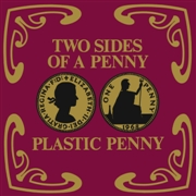 PLASTIC PENNY - TWO SIDES OF A PENNY (IT)