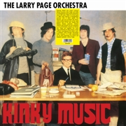PAGE, LARRY -ORCHESTRA- - KINKY MUSIC