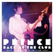 PRINCE - BACK AT THE CLUB (2LP)