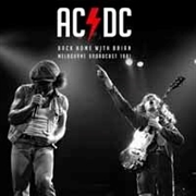 AC/DC - BACK HOME WITH BRIAN (2LP)