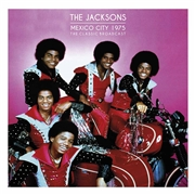 JACKSONS - MEXICO CITY 1975 (2LP/BLACK)