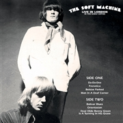 SOFT MACHINE - LIVE IN LONDON IN THE EARLY SIXTIES