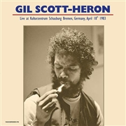SCOTT-HERON, GIL - LIVE AT KULTURZENTRUM SCHAUBURG (2LP)