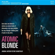 VARIOUS - ATOMIC BLONDE O.S.T. (2LP/CLEAR)