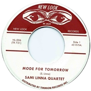 LINNA, SAMI -QUARTET- - MODE FOR TOMORROW/UMOYA