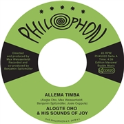 OHO, ALOGTE -& HIS SOUNDS OF JOY- - ALLEMA TIMBA