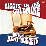 VARIOUS - DIGGIN' IN THE GOLDMINE (2LP/RED)