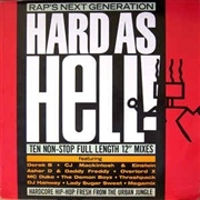 VARIOUS - HARD AS HELL: RAP'S NEXT GENERATION