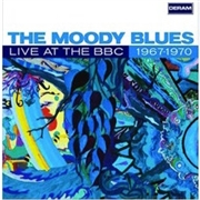 MOODY BLUES - LIVE AT THE BBC 1967-1970 (3LP)