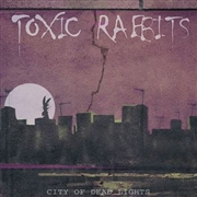 TOXIC RABBITS - (PURPLE) CITY OF DEAD LIGHTS