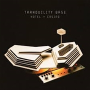 ARCTIC MONKEYS - TRANQUILITY BASE HOTEL & CASINO (COL)