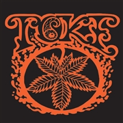 TOKE - ORANGE (BLACK/CLEAR)