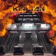 KIRLIAN CAMERA - HELLFIRE (ORANGE)