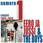 EERO JA JUSSI & THE BOYS - NUMERO 1 (2LP)