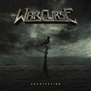 WAR CURSE - ERADICATION (BLACK)